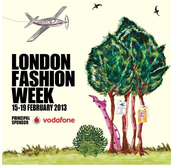 london fashion week 2013