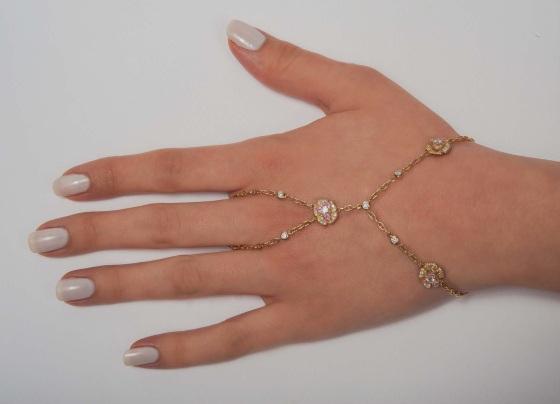BLOG hand bracelet