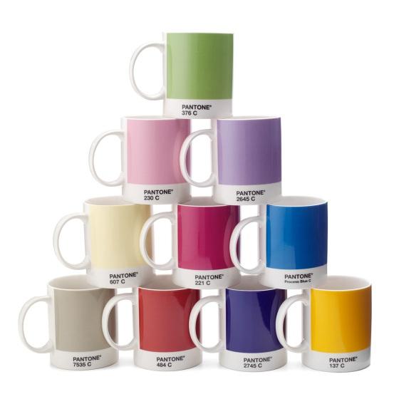Pantone-Mug-Set