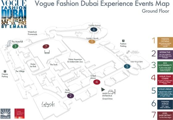 Dubai Mall - Vogue Event Map 3D_FINAL
