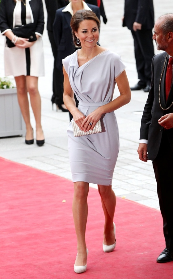 3- Kate Middleton in Roksanda Ilincic