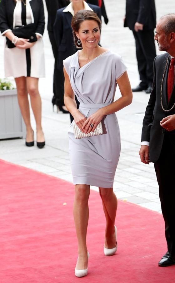 3- Kate Middleton in Roksanda Ilincic